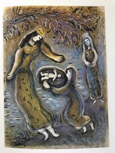 ファラオの娘と葦の籠